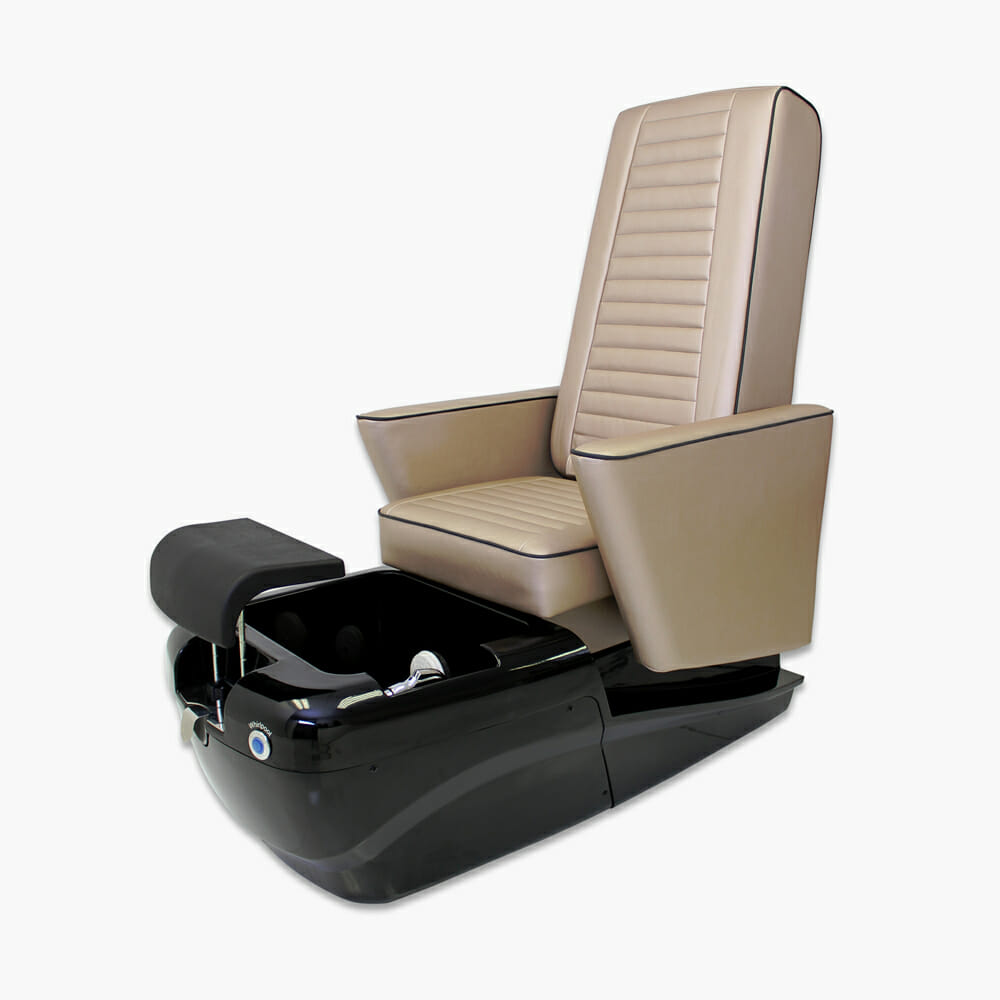 Rem pedispa chair direct salon furniture for Salon furniture