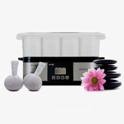 beauty pro large hot towel steamer kit