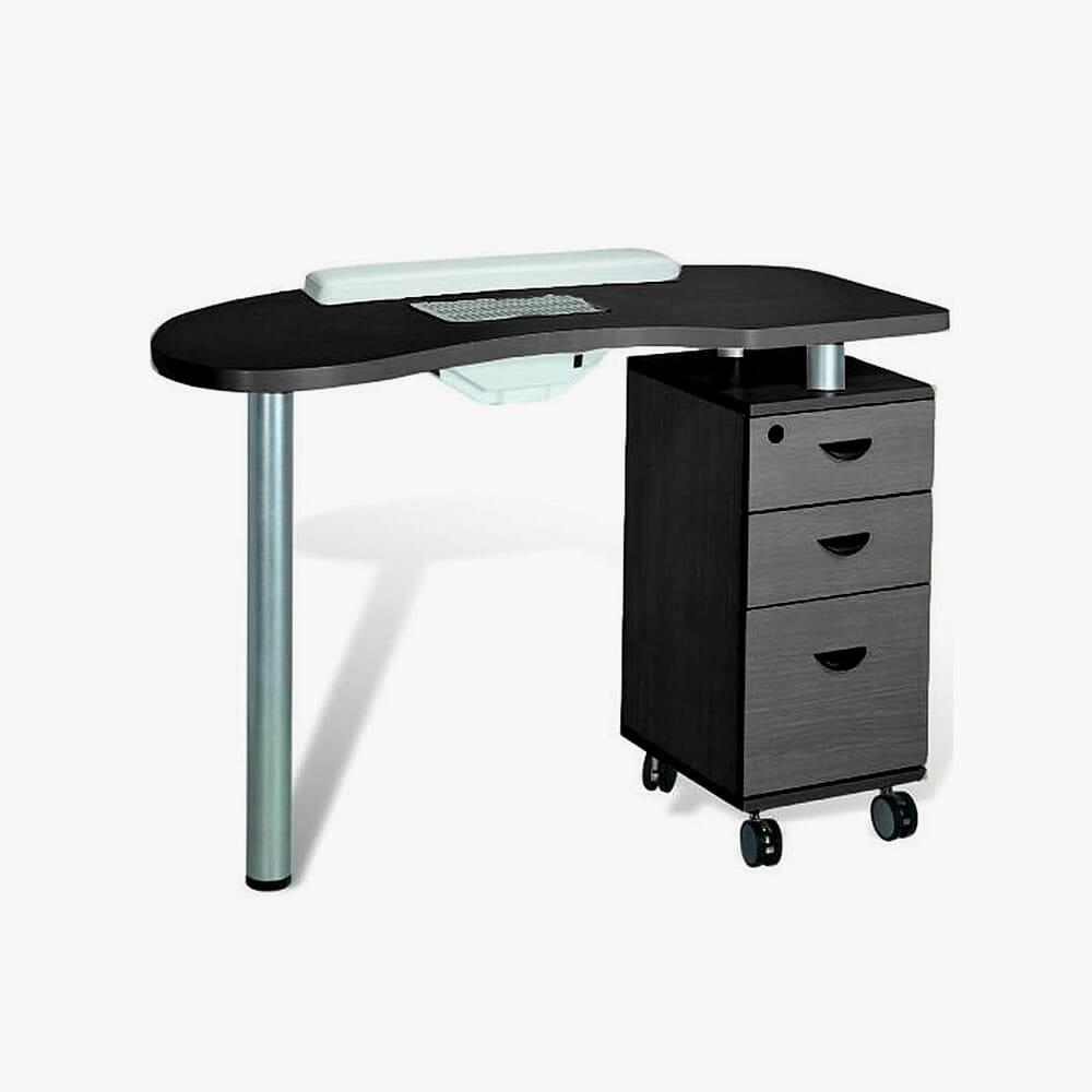 nail station desk charisma nail station direct salon furniture