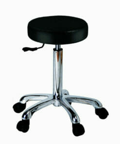 Circle Gas Lift Stool