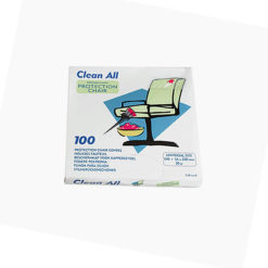 Clean All Disposable Chair Back Covers Pack 100
