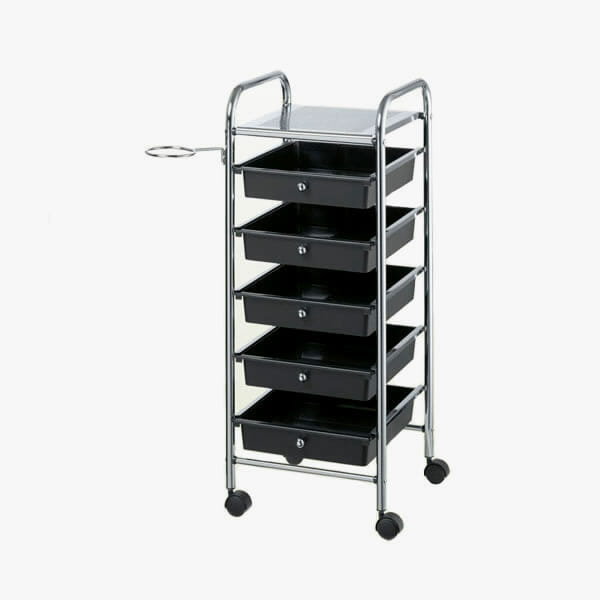 Coiffeur trolley direct salon furniture for Salon trolley