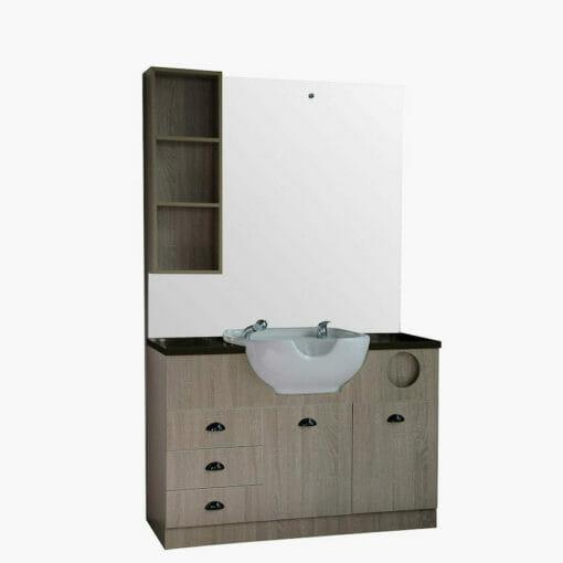 COMAIR Riga Backwash Storage Unit