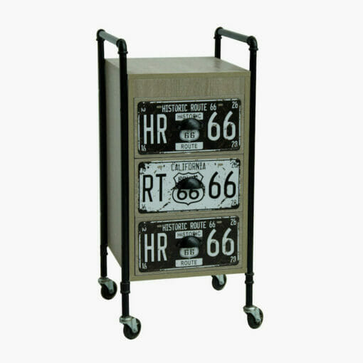 Comair Route 66 Salon Trolley
