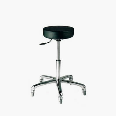 Direct Salon Furniture Comfort Round Stool