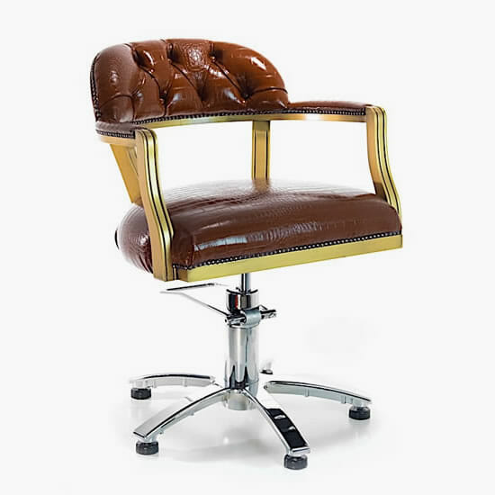WBX Conti Hydraulic Styling Chair