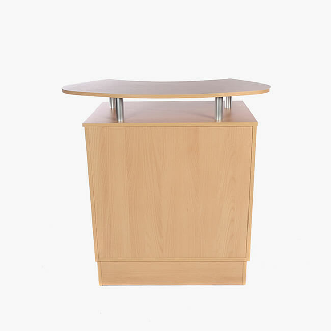 Crewe Orlando Bermuda Mini Reception Desk