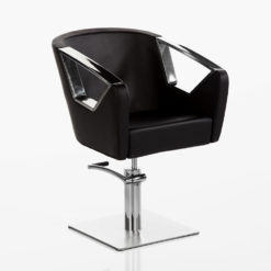 Crystal Hydraulic Styling Chair