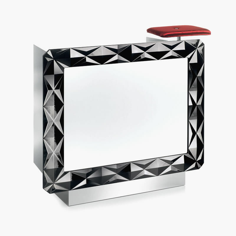 Nelson Mobilier Diamant Reception Desk