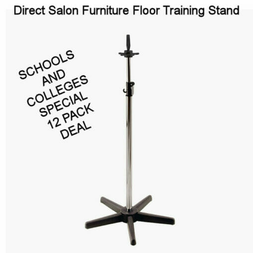 Direct Salon Furniture Floor Training Stand Pack 12