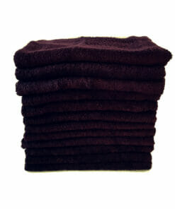 Feel For Hair Aubergine Hairdressing Towels