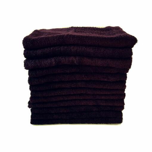 Feel For Hair Aubergine Hairdressing Towels