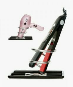 Hair Dryer Holder & Straightener Holder