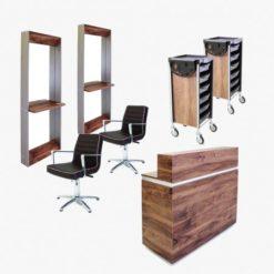 Salon furniture packages direct salon furniture uk for Beauty salon furniture packages