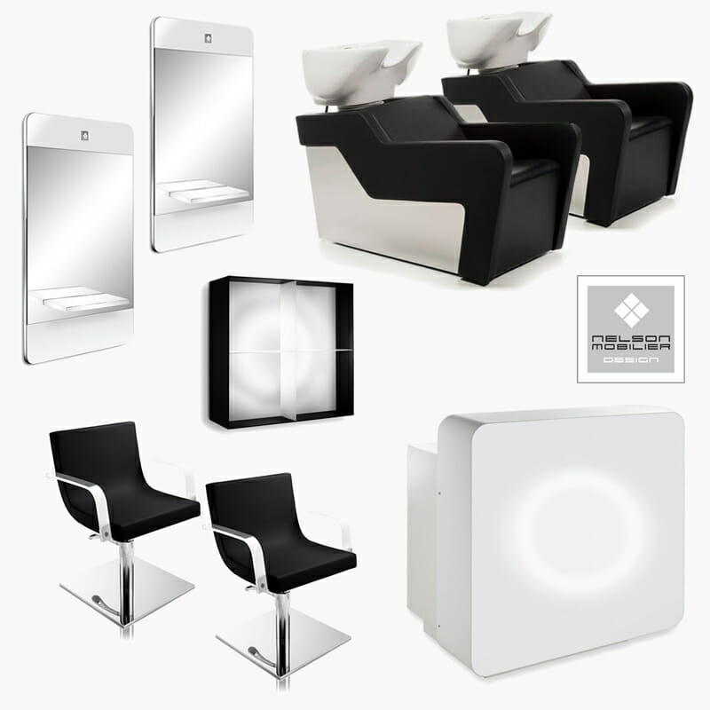Nelson mobilier isalon furniture package direct salon for Furniture packages uk