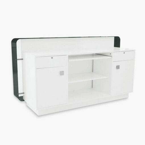 Nelson Mobilier iDesk Reception Desk