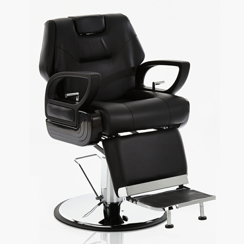 Direct Salon Furniture Inca Reclining Barbers Chair