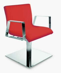 Nelson Mobilier Iron Styling Chair