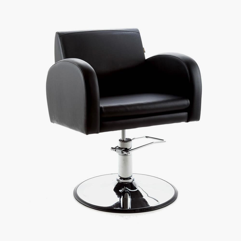 Hydraulic Wheelchair Seat : Wbx karma hydraulic styling chair direct salon furniture