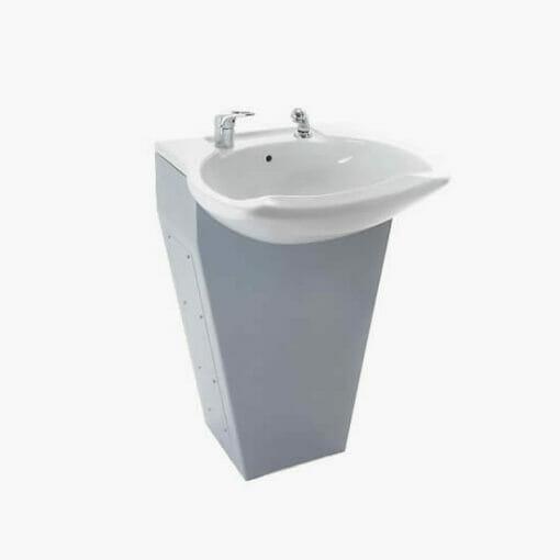 WBX Lavaggio Front Wash Basin