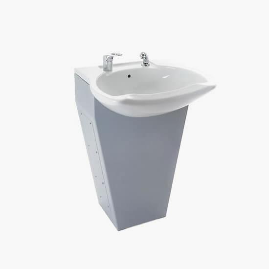 Wbx Lavaggio Front Wash Basin Direct Salon Furniture