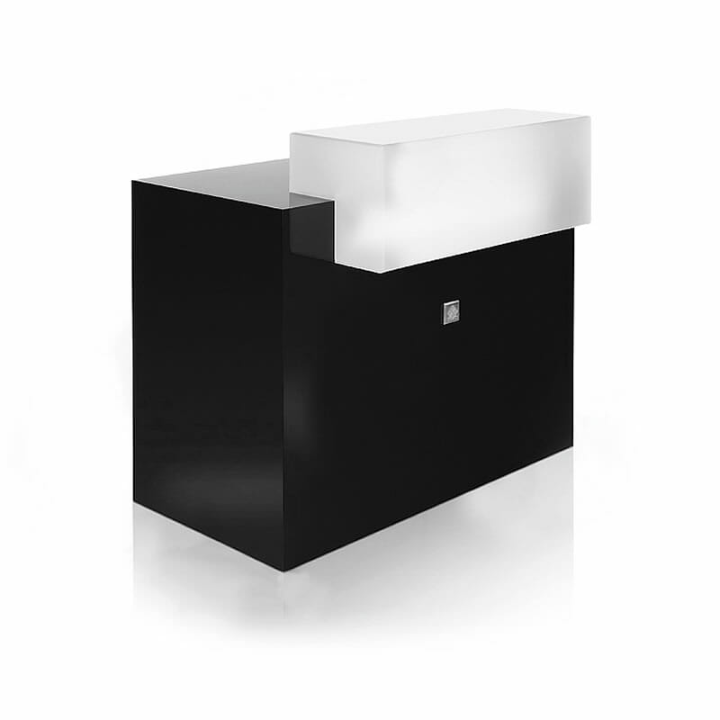Nelson Mobilier Lumy II Reception Desk