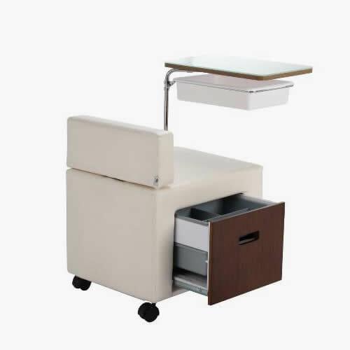 Direct salon furniture luxury manicure seat dsf uk delivery for Luxury beauty salon furniture