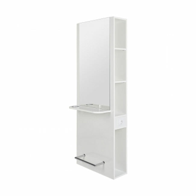 Hair Salon Styling Units: Mila Selene Wall Styling Unit