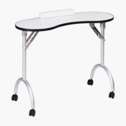Direct Salon Furniture Folding Manicure Table