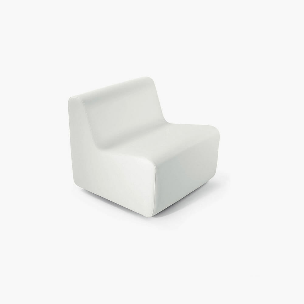 Nelson Mobilier Flore Waiting Seat
