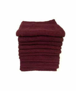 Osprey Burgundy Hairdressing Towels