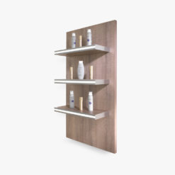 REM Glam Retail Shelving Unit