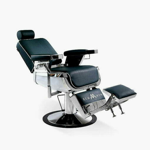 REM Emperor Barbers Chair in Colour