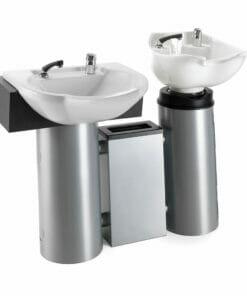 REM Aqua Pedestal Frontwash And Backwash Duo Unit