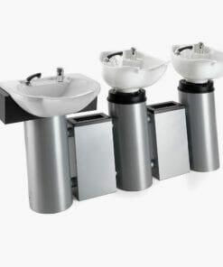 REM Aqua Pedestal Frontwash And Backwash Unit