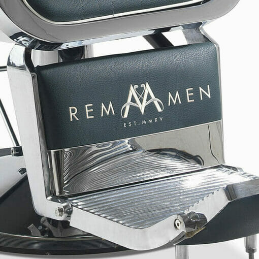 REM Emperor Barbers Chair in Black