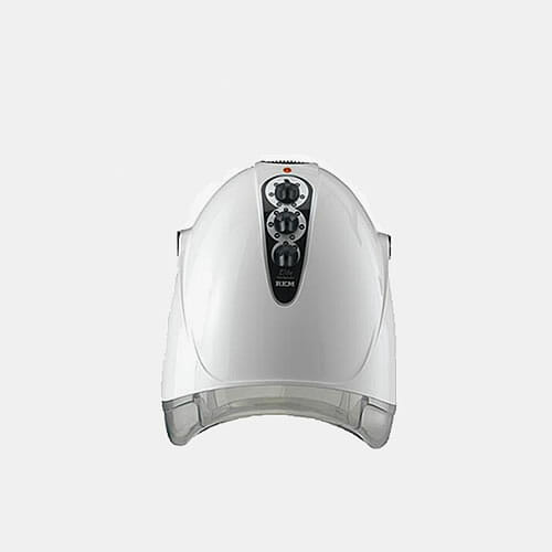 em elite white hood only