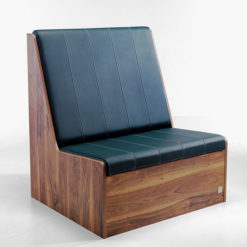 REM Montana Barbers Waiting Seat