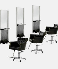 Rem emperor furniture package direct salon furniture for Modern salon furniture packages