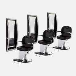 Rem montana barbers furniture package direct salon furniture for Modern salon furniture packages