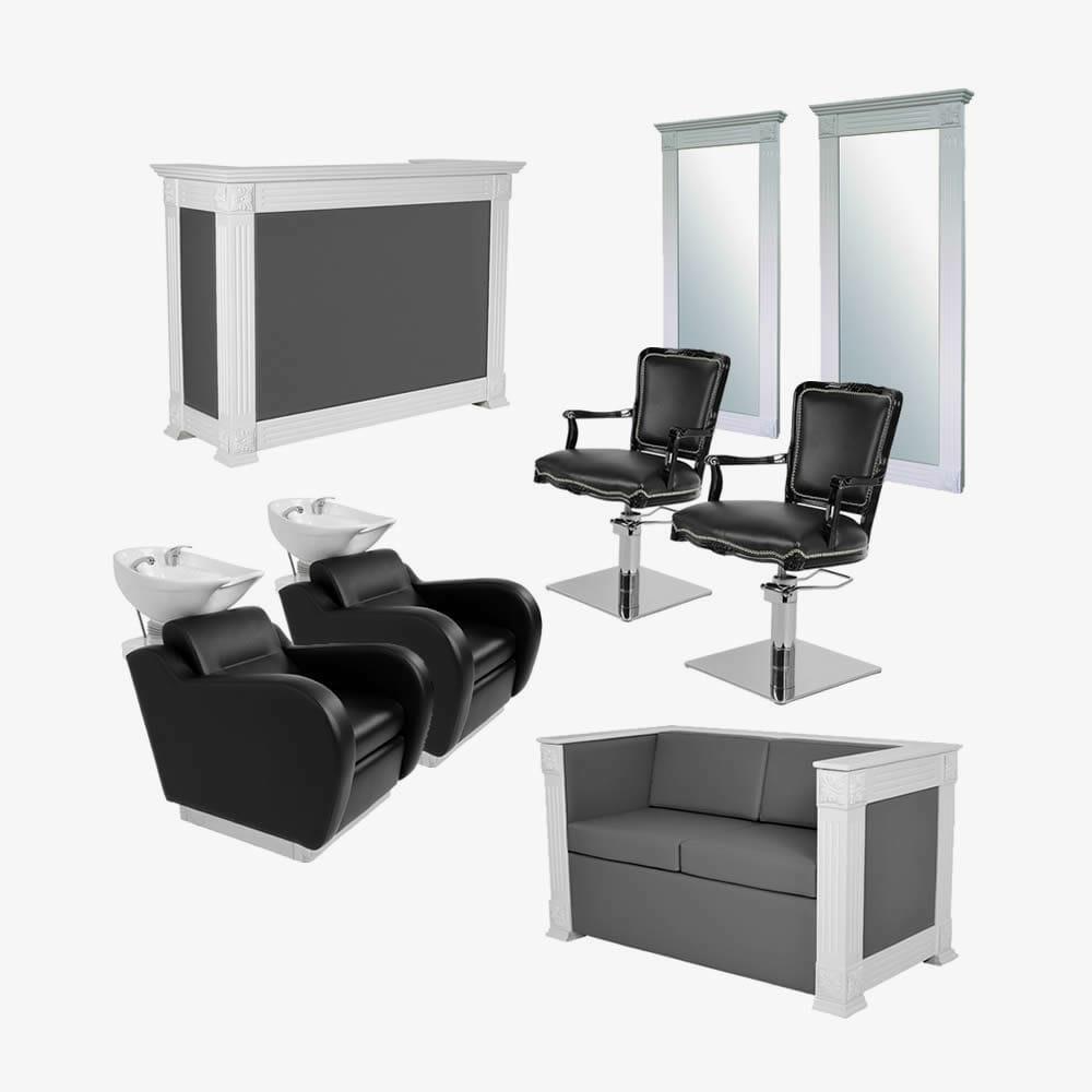 Mia Salon Furniture Package A Direct Salon Furniture