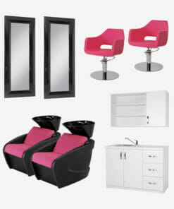 Mia Salon Furniture Package B