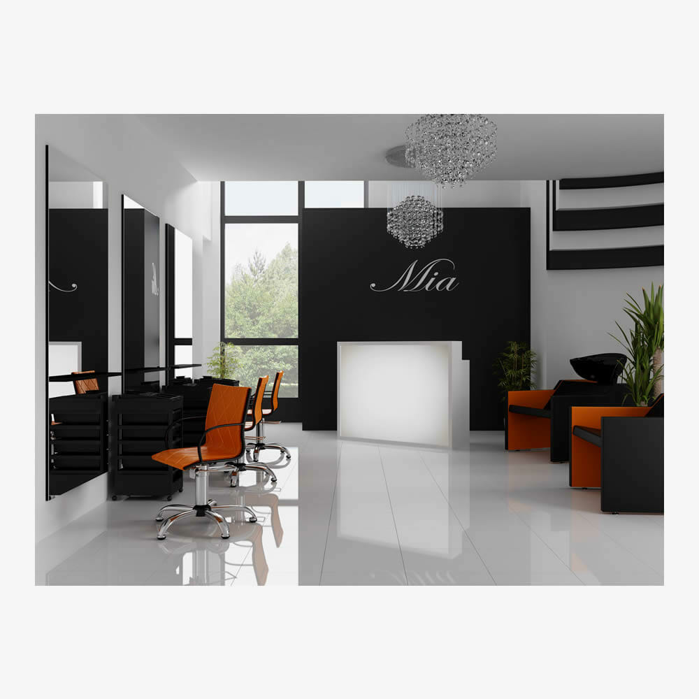Mia salon furniture package c direct salon furniture for Salon furniture