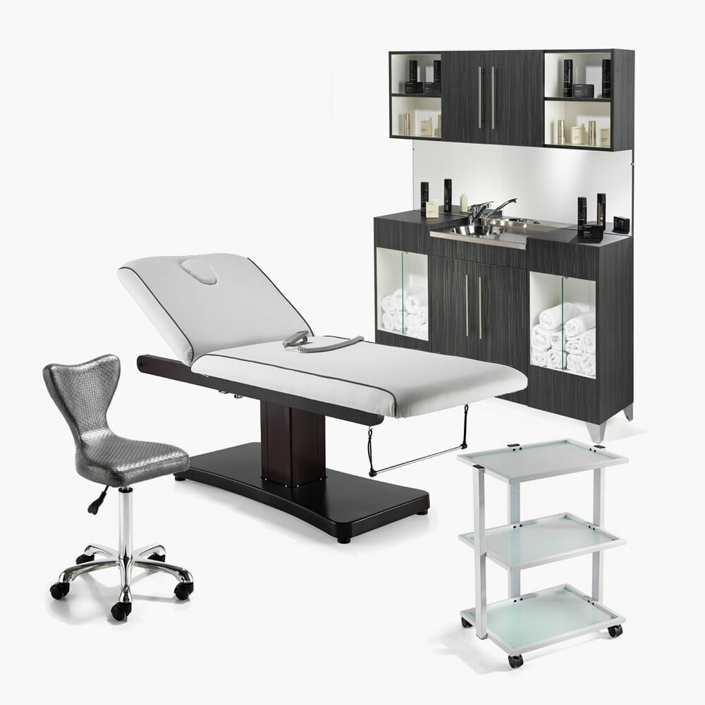 Rem beauty spa package b direct salon furniture for Design x salon furniture