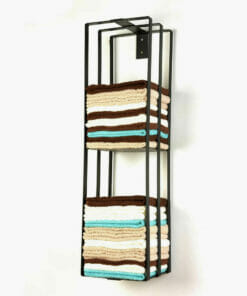 Riley Budpod Wall Mounted Towel Holder
