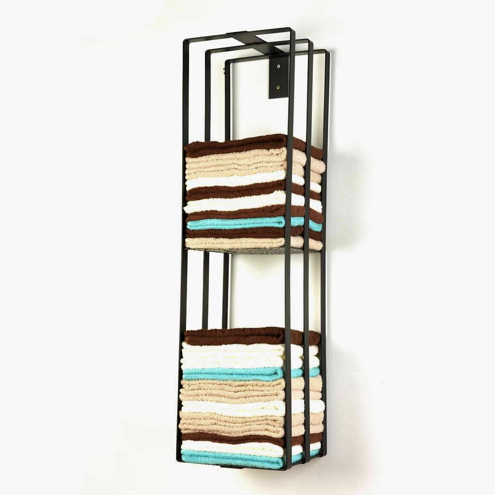 Riley Budpod Wall Mounted Towel Holder Direct Salon
