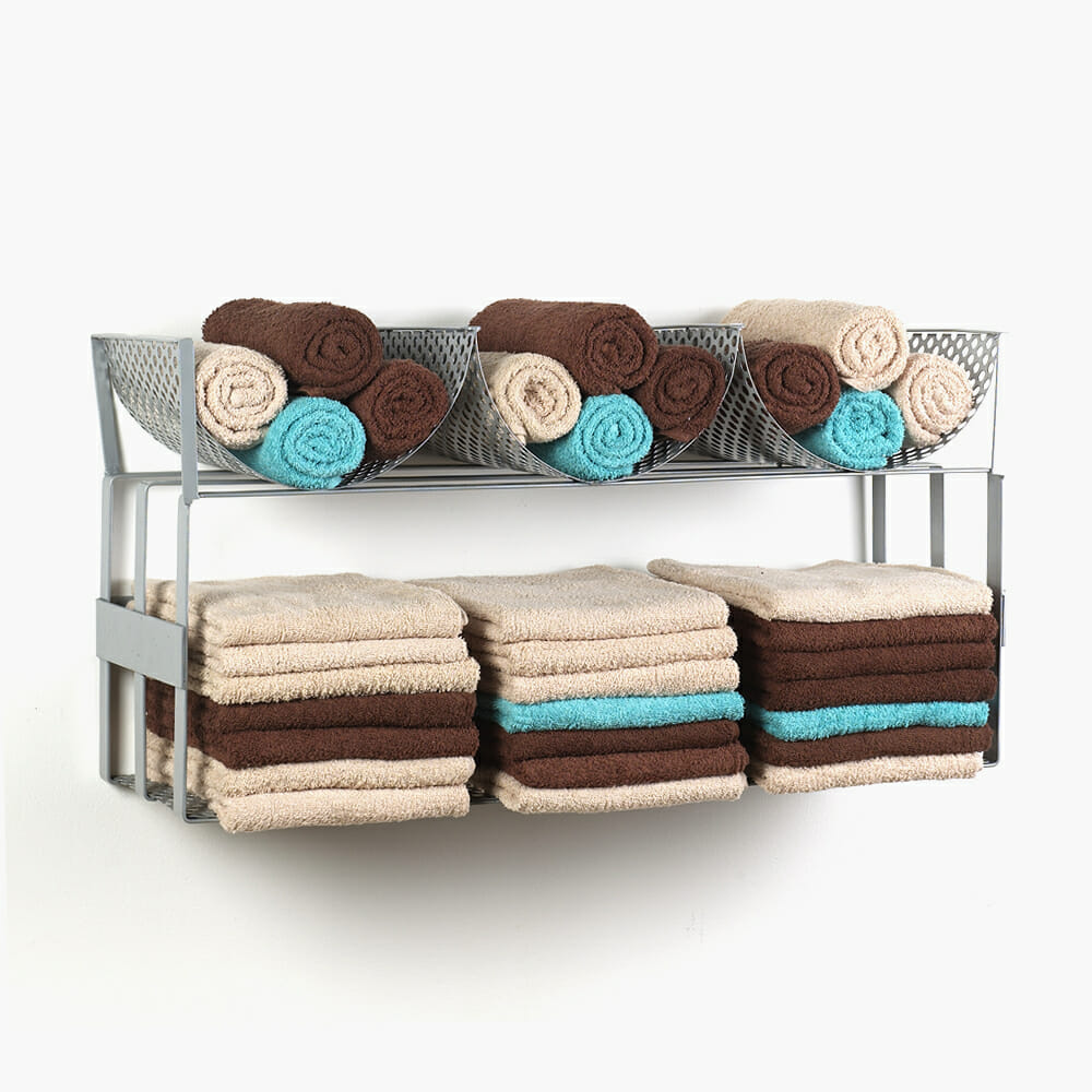 Image Result For Rolled Towel Rack