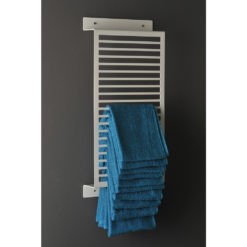 Riley Square Wall Mounted Towel Slots
