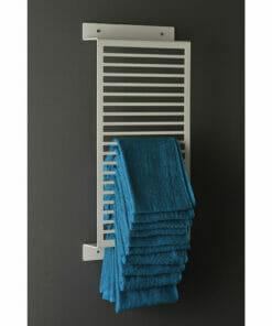 Riley Square Wall Mounted Towel Slots