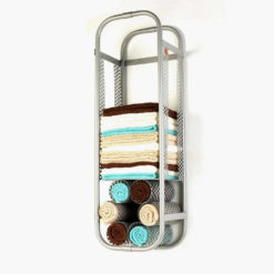 Riley TowelPod Wall Mounted Towel Rack